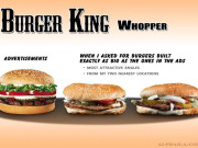 Fast Food Ads vs Reality